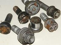 Locking Nut Removal Service Mobile Tyres New & Parworn / Used 24 hour Mobile Emergency Tyre Service