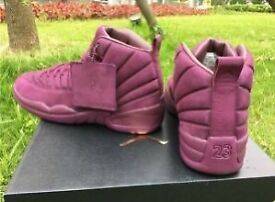 Jordan 12 PSNY Purple
