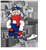 Free Snow Removal for Seniors or Pregnant Women in Need.