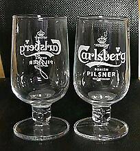 24 xCarlsberg Pilsner Glasses Brand new