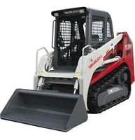 Skidsteer and operator for hire