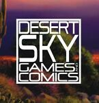Desert Sky Games and Comics