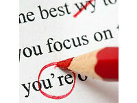 Affordable proofreading service offered by trained lawyer & native English speaker £6/1000 words