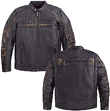 Harley Davidson Leather Jacket *Never worn*