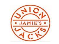 Pizza Chef - Jamie Oliver's Union Jacks - Covent Garden, London