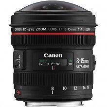 BRAND NEW* CANON EF 8-15MM F/4L FISHEYE USM ULTRA-WIDE ZOOM LENS *IN SCOTLAND
