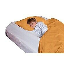"""""""The Skrunks"""" inflatable toddler bed rail"""