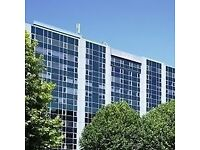 A prominent modern building situated at a prime business area, home to many blue-chip organisations.
