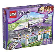 LEGO Friends - Heartlake Airport Liverpool Liverpool Area Preview