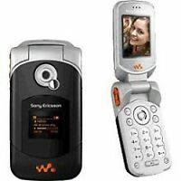Sony Ericsson W300i - from FIDO