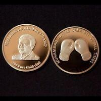 Muhammad Ali Coin