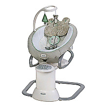 GRACO EVERYWAY SOOTHER SWING AND REMOVABLE ROCKER