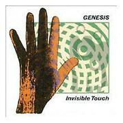 Genesis Invisible Touch CD