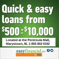 5 Days Only! Easyfinancial Open House