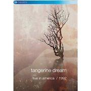 Tangerine Dream DVD
