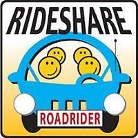 Rideshare from Ottawa/Gatineau to Montreal - Tuesday (3 april)
