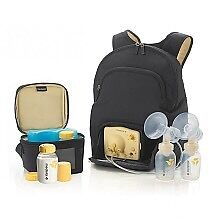 Medela Freestyle Breastpump - with BPA-Free Bottles Strathcona County Edmonton Area image 3
