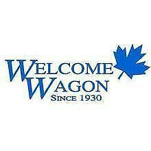 Just moved - Welcome Wagon has info and gifts for you...