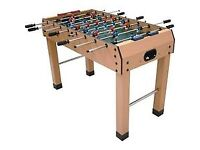Kids Football table, used but in GWO