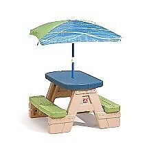 Sit & Play Picnic Table $65