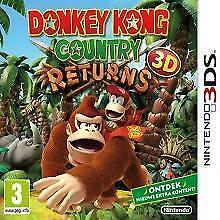 Mario3DS.nl: Donkey Kong Country Returns 3D - iDEAL!