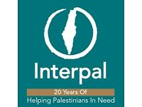Interpal Charity Organisation- Palestinians In need- Voluntary workers
