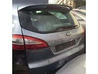 FORD MONDEO ESTATE MK4 TAILGATE /BOOT INC GLASS USED