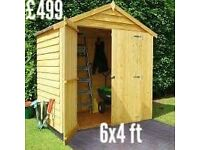I have sheds brand new for sale