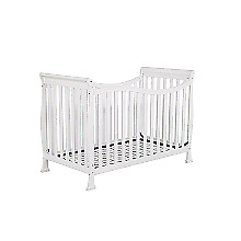 Crib (converts to toddler bed)