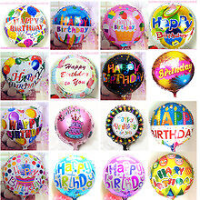 HAPPY BIRTHDAY WHOLESALE BALLOONS ALL $1.39 TAX INCLUDED!