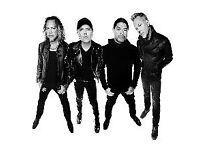 *** 2x Metallica Tickets @ O2 Arena Tue 24 October. £100 each***