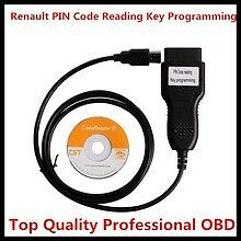 Renault PIN Code Reading Key Programming