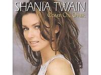 Come On Over, Shania Twain CD | 0008817008127 |