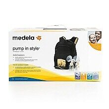 Medela Freestyle Breastpump - with BPA-Free Bottles Strathcona County Edmonton Area image 5