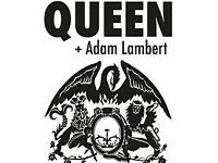 Queen and Adam lambert live at 02 4 th July 2018