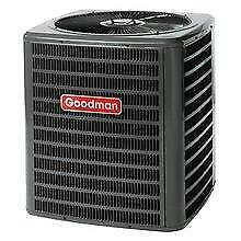 CENTRAL HEAT PUMP WITH FOURNAISE R410-GOODMAN ON SALE!