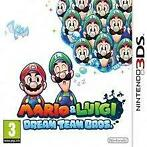 Mario & Luigi Dream Team Bros - 3DS