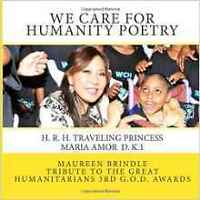 We Care for Humanity Poetry: Traveling Princess Paperback – Jul