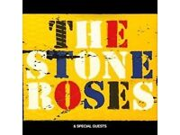 2x Hamden Stone Roses Tickets. Block C ( close to stage)