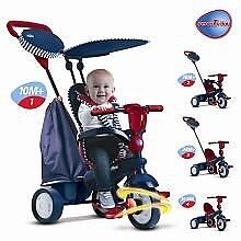 4-in-1 Trike in excellent condition.