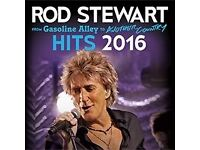 2 x VIP TICKETS ROD STEWART AT 02 ARENA LONDON – MONDAY 27TH FEBRUARY 2017