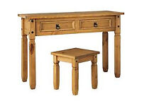 Puerto Rico Dressing Table - Light Pine