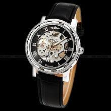 montre pour homme a remontoir automatique neuve