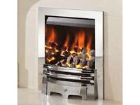 Remote gas fire 4.2kw 1 only