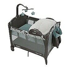 Baby bassinet/play pen