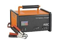 Brand New - RAC Battery charger