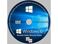 Windows 10 Professional Backup installation Software