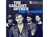 The Gaslight Anthem Ticket x 2 - London 21st July - floor/standing