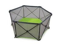 Baby/Toddler playpen that can be used indoor and outdoor