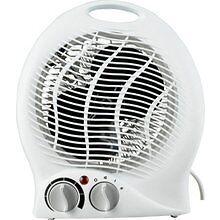 new in box fan heater